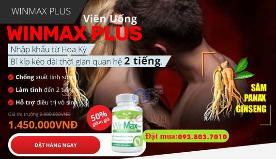 review winmax plus